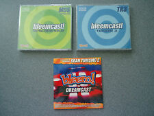 Bleemcast Dreamcast Bundle: Metal Gear Solid, Tekken 3 & Gran Turismo 2    NEW