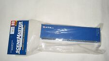 Walthers HO 40' Hi-Cube Corrugated Container NYK Lines #949-8265 NIB