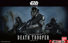 Pre-vendita Death Trooper Star Wars Rogue una scala 1/12 PLASTIC MODEL BANDAI JAPAN