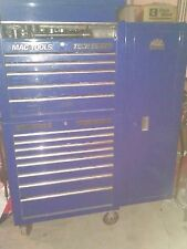 Mac Tools Tech Series Tool Box for Mechanic use.  Good Shape