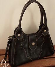 COCCINELLE Damentasche Henkeltasche Unterarmtasche Tasche  schwarz TOP