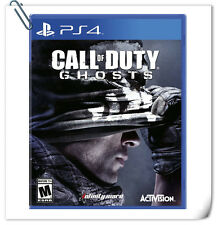 PS4 CALL OF DUTY GHOSTS SONY PLAYSTATION Games Activision Shooting