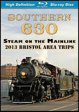 Southern 630 Steam on the Mainline 2013 Bristol Area Trips BLU-RAY NEW *PREVIEW*