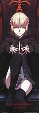 Anime Fate Stay Night Promo Furoku Saber Fate Collection Poster B Japan Zero