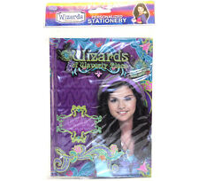 1 DISNEY WIZARDS OF WAVERLY PLACE PERSONALIZED STATIONERY SEALED NEW