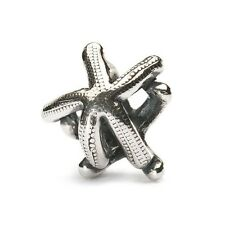 AUTHENTIC TROLLBEADS SILVER STARFISH 11286 STELLA MARINA