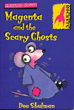 Magenta and the Scary Ghosts (Rockets), Shulman, Dee, New Book