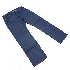 Vintage 1966 Levi's Strauss Qualitty Shrink To Fit Large Blue Denim Jeans W 42
