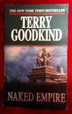 Terry Goodkind   Naked Empire Paperback