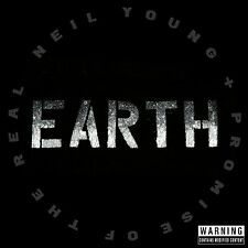 NEIL YOUNG + THE PROMISE OF THE REAL: EARTH CD - NEW RELEASE JUNE 2016