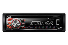 Pioneer DEH-4600BT Bluetooth car stereo USB AUX input Android iPhone iPod