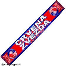 BUFANDA FK CRVENA ZVEZDA RED STAR SCARF Serbia - No bandera jersey gorra ...