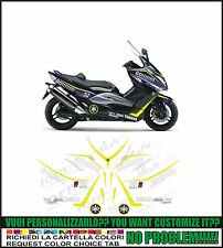 kit adesivi stickers compatibili tmax 2008 2011 go !!!!