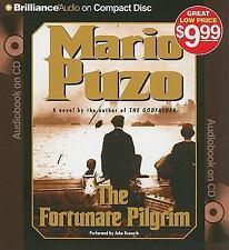 The Fortunate Pilgrim - Mario Puzo (2010, CD, Abridged)  Brilliance Audio on 3CD