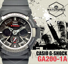 Casio G-Shock High Value Combination Series Watch GA200-1A