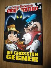 XXXX LTB , Lustiges Taschenbuch , Maus Edition 3 , Die grössten Gegner