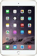 "Apple 7.9"" iPad Mini 3 64GB Tablet - White (MGY92LL/A)"