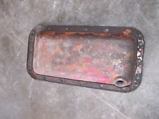 Allis Chalmers G Tractor AC engine motor oil pan cover CK