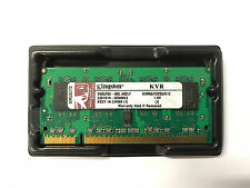 Kingston KVR667D2S5-512 memory SODIMM 512MB PC2-5300 (DDR2)