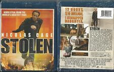 STOLEN BLU-RAY DISC BRAND NEW SEALED NICHOLAS CAGE