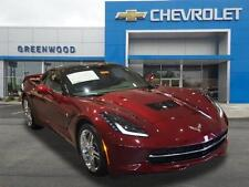 Chevrolet: Corvette 1LT