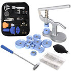 New Watch Repair Tool Kit Watch Press Kit Spring Bars Larger Rubber Dust Blowers