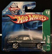 Hot Wheels Super Treasure Hunt 1969 Camaro Short Card krg0088