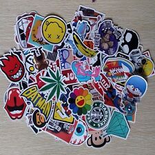 50pcs /lot Sticker Bomb Decal Vinyl Roll Car Skate Skateboard Laptop Luggage