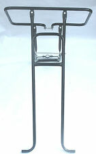 VINTAGE BUTCHER'S / DELIVERY / LOW GRAVITY BIKE BASKET FRAME AND STAND
