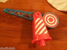 1992 Loopin Louie Cone Base Arm Airplane Plane Game REPLACEMENT PARTS