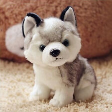 1× Plush Stuffed Husky Dog Toy Doll Birthday Girlfriend Baby Kids Children Gift
