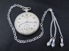 SERKISOF sanzione Bankasi orologio da tasca Pocket Watch