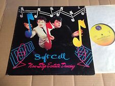 SOFT CELL - NON-STOP ECSTATIC DANCING - LP - USA 1982