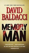 Memory Man (Amos Decker series)-ExLibrary