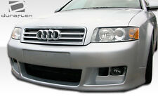 02-05 Audi A4 / 03-05 S4 2DR 4DR Wagon Duraflex RS4 Front Bumper-1PC Body Kit