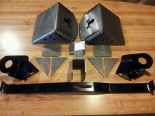 Ford ranger I beam bag brackets, radius arm, transmission crossmember, notches.