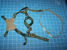 USMC Army Military Chin Strap & Helme Band Coyote Green MICH Retention MSA P38