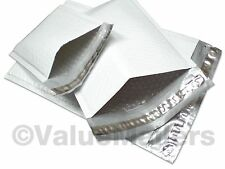 """500 (Poly) #1 7.25""""x12"""" Bubble Mailers Padded Envelopes Airjacket Brand"""