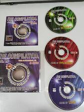 BREAK BEAT BOOM RECORDS THE COMPILATION VOL 2 - 3 X CD FAT BOX DJ GALEY 2001