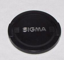 Used Sigma 62mm Lens Front Cap Made in Japan Original EX DG APO  B01530