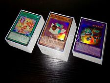 Yugioh Fluffal Frightfur Deck! Sabre-Tooth Tiger Mouse Sheep Dog Edge Imp Sabers