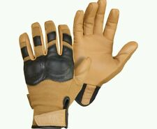 5.11 tactical Kevlar knuckle hardtime gloves large in brown