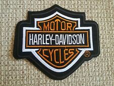 Harley Davidson Shield and Bar Patch