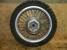 ROUE ARRIERE POUR YAMAHA 125 YZ 1997