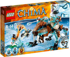 LEGO Chima 70143 - Sir Fangar's Sabre-Tooth Walker