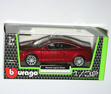 Burago - RENAULT LAGUNA COUPE Die Cast Model Car Scale 1/32