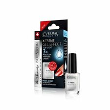 Eveline Gel Manicure Effect Top Coat X TREME   MEGA SHINE  BEST PRICE
