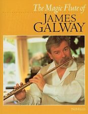 Magic Flute Of James Galway Learn to Play Chopin Rachmaninov Piano Music Book