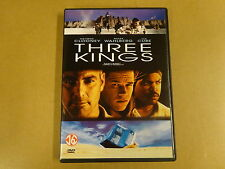 DVD / THREE KINGS ( GEORGE CLOONEY, MARK WAHLBERG, ICE CUBE )