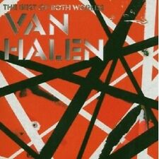 VAN HALEN - BEST OF BOTH WORLDS,THE 2 CD HARD ROCK NEU